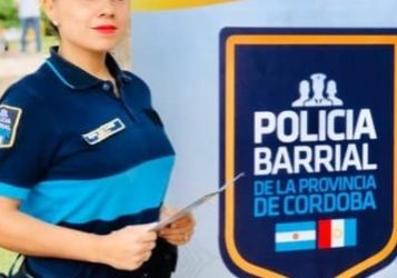 policia barrial